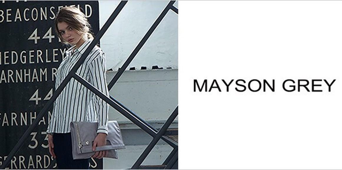 MAYSON GREY タイトル画像